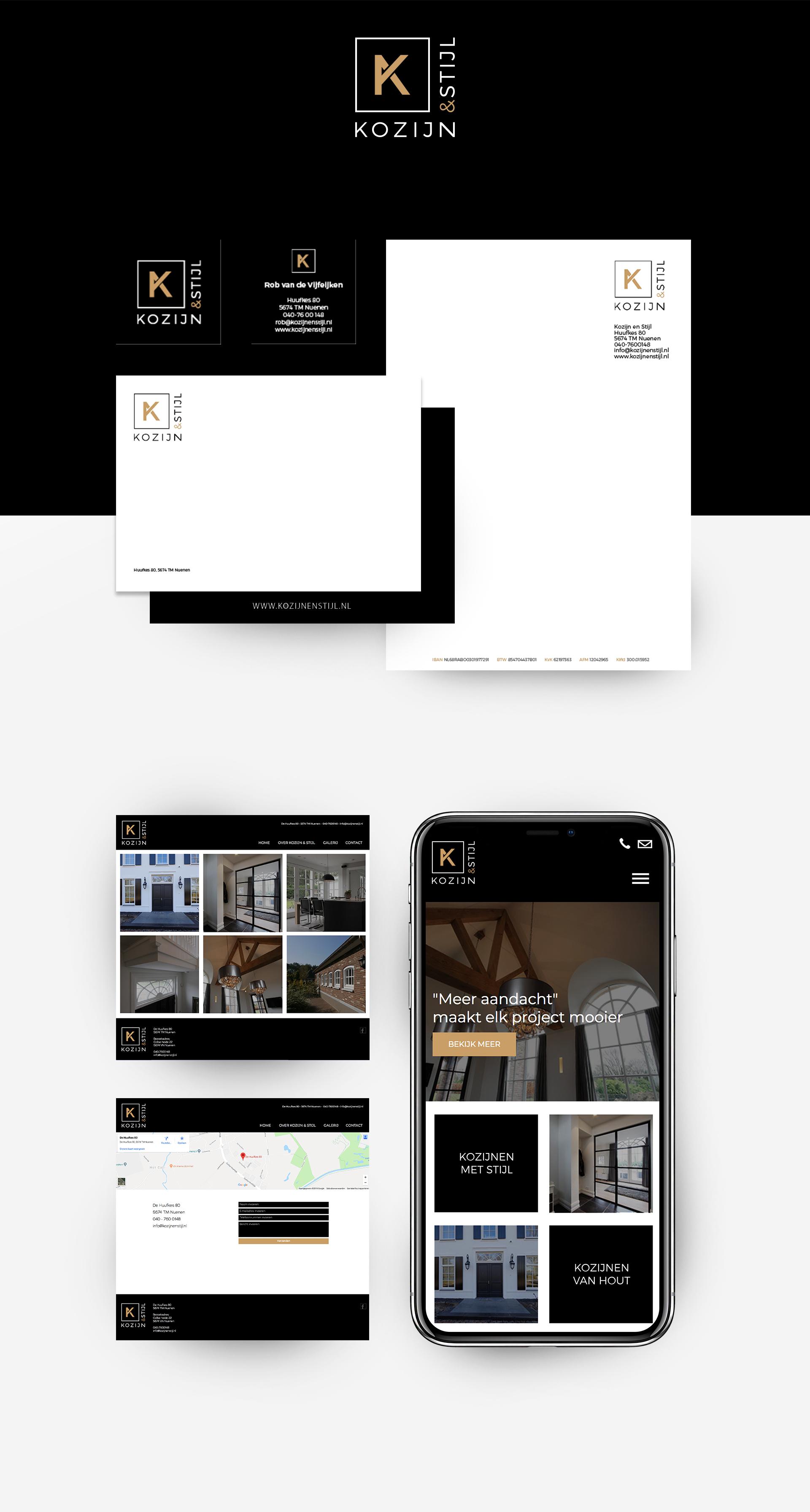 huisstijl ontwerp